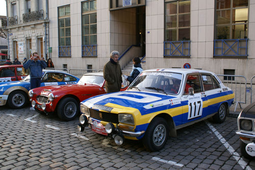 MCH09 rallye peugeot 504 berlin