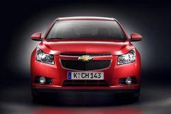 Chevrolet Cruze 2009 Frontansicht_2